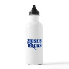 Jesus Rocks Water Bottle