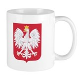 Proud To Be A Polish Grandpa Mug
