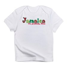 Jamaica No Problem Infant T-Shirt