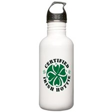 Certified Irish Hottie Water Bottle