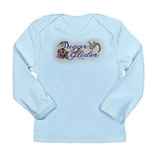 Sugar Glider Long Sleeve Infant T-Shirt