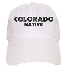 Colorado Native Baseball Cap