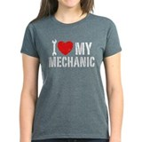 I Love My Mechanic Tee