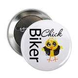"Biker Chick 2.25"" Button (100 pack)"