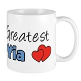 World's Greatest Yia-Yia Small Mug