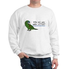 Hahn's Macaw Little Sweatshirt