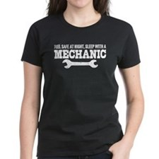 Feel Safe With A Mechanic Tee