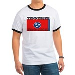 Tennessee State Flag Ringer T