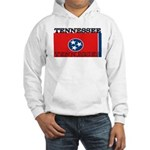Tennessee State Flag Hooded Sweatshirt