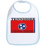 Tennessee State Flag Bib
