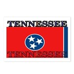 Tennessee State Flag Postcards (Package of 8)