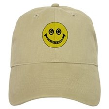 60th birthday smiley face Baseball Cap
