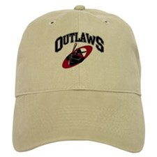 Outlaws Logo Baseball Cap