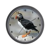 Puffin Wall Clock