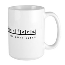 Architecture anti sleep Mug
