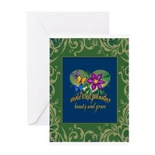 Beautiful Godmother Greeting Card