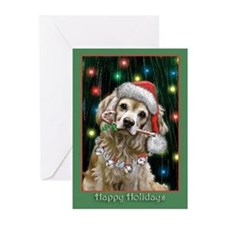 Cocker Spaniel, Toby Greeting Cards (Pk of 20)