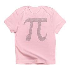 Digits of Pi Infant T-Shirt