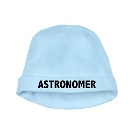 Astronomer baby hat