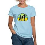 Parents Against Dog Chaining Women's Light T-Shirt