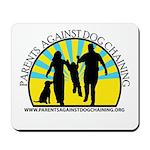 Parents Against Dog Chaining Mousepad