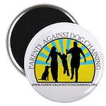 Parents Against Dog Chaining Magnet