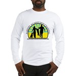 Parents Against Dog Chaining Long Sleeve T-Shirt