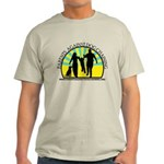 Parents Against Dog Chaining Light T-Shirt