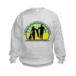 Parents Against Dog Chaining Kids Sweatshirt
