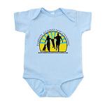 Parents Against Dog Chaining Infant Bodysuit