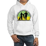 Parents Against Dog Chaining Hooded Sweatshirt