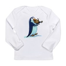 pEnGuIn ViOliNiSt Long Sleeve Infant T-Shirt