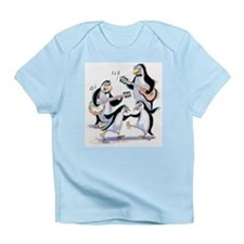 pEnGuInS sWiNgInG Infant T-Shirt