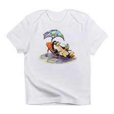 tRoPiCaL pEnGuIn Infant T-Shirt