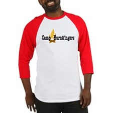"""Camp Burntfingers"" Baseball Jersey"