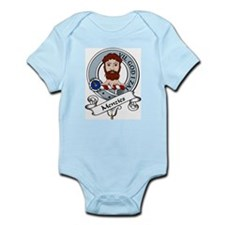 Menzies Clan Badge Infant Creeper