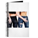Girl Jeans 2 Journal