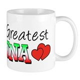World's Greatest Nonna Small Mugs