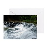 Falls on the Chagrin Greeting Cards (Pk of 10)