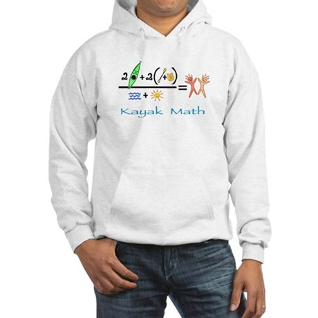 Kayak Math Hooded Sweatshirt