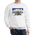 X-Music #1-2G-Sheps,2cats Sweatshirt