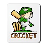 (B) CRICKET Mousepad