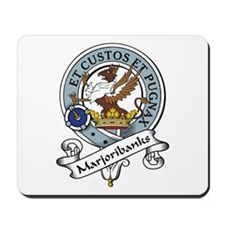 Marjoribanks Clan Badge Mousepad