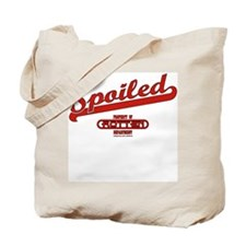 Spoiled Sports #13 Tote Bag
