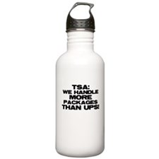 More Packages Water Bottle