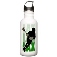 LAX Sports Water Bottle