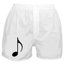 Music note Boxer Shorts