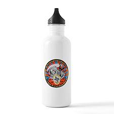 El Paso PD Graveyard Water Bottle