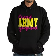 Proud Army Girlfriend Hoodie