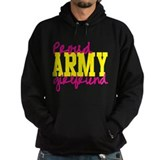 Proud Army Girlfriend Hoody